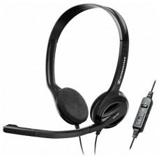 Гарнитура Sennheiser pc 36 call control черный 3м PC36CALLCONTROL