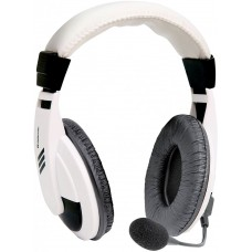 Гарнитура Defender gryphon hn-750 регулят. громк.. 2м/4м кабель. белые 63747