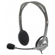 Гарнитура Logitech Headset H110 (981-000271) 981-000271