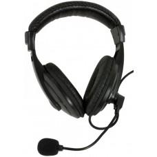 Гарнитура Defender hn-750 регулят. громк.. 2м/4м кабель 63750