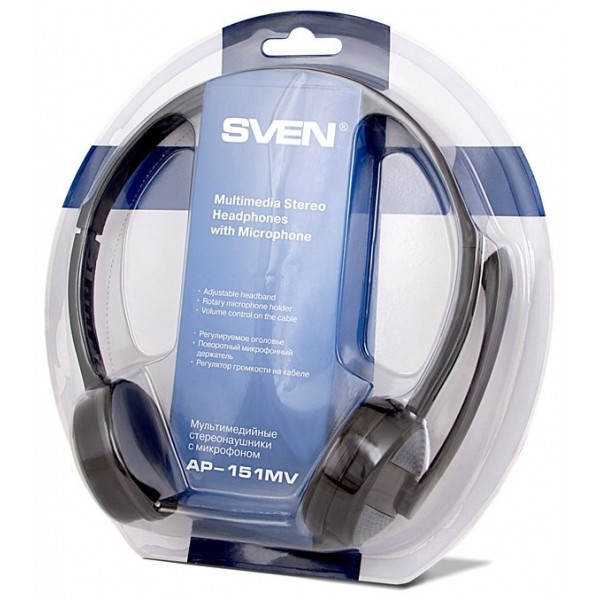 Sven AP-151MV Black SV-015411 SV-015411