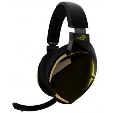 Игровые наушники ASUS Strix Fusion 700 (7.1. Bluetooth. USB. RGB подсветка. 3.5mm jack. 50 мм неодимовые магниты. 32 Ом. 20 ~ 20000 Гц. микрофон 90YH00Z3-B3UA00