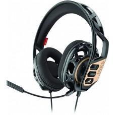 Наушники с микрофоном Plantronics RIG 300 черный мониторы оголовье (211834-05) 211834-05