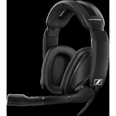 Наушники с микрофоном Sennheiser GSP 302 черный 507243