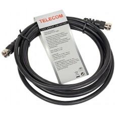 Кабель соединительный антенный rg59 f-male--f-male 2м. Telecom (tan9520-2m) TAN9520-2M