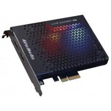 Устройство видеозахвата AVerMedia Live gamer 4K. PCI-EXPRESS X4 GEN 2. 2160P60 HDR. (GC573). RTL LIVEGAMER4K