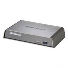 Устройство видеозахвата внешнее AVERMedia AVerCaster Lite. (SE510)