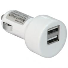 Автомобильный адаптер DEFENDER UCA-15 [2 порта USB. 5V/2А]