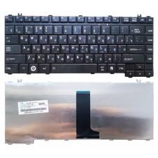 Клавиатура для ноутбука Toshiba Satellite A300 черная. русская
