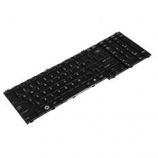 Клавиатура для ноутбука Toshiba Satellite P300 черная. русская