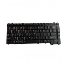 Клавиатура для ноутбука Toshiba Satellite A200. A205. A210. A215. M200. серебристая