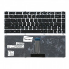 Клавиатура для ноутбука Asus F6-series F6. F6A. F6T. F6H. F6S. F6V. черная. русская