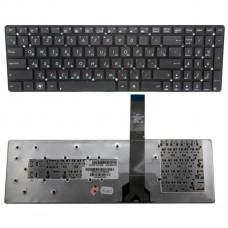 Клавиатура для ноутбука Asus K55 K55A K55N K55V K55Vd K55Vm K55Vj. черная. русская. без рамк
