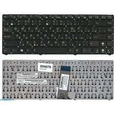 Клавиатура для ноутбука Asus EeePC 900. EeePC 700. черная. русская
