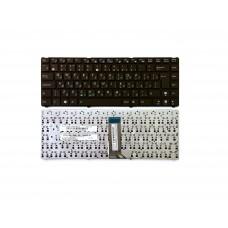 Клавиатура для ноутбука Asus Eee PC 1215B. 1201. черная. русская. с частичной панелью