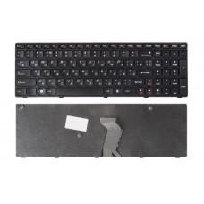 Клавиатура для ноутбука Lenovo Z570. B570. B590. V570. Z575 25-012459 25-013347 25013375 Black. blac