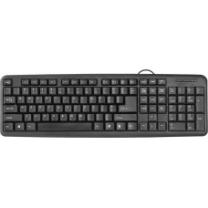 Клавиатура Defender usb hb-420 ru black 45420