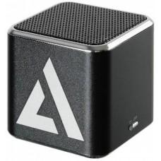 Колонка портативная ACD-SP101-B (MP3 плеер) с аккумулятором, micro USB, USB, microSD, Line-In, FM, silver. {90}