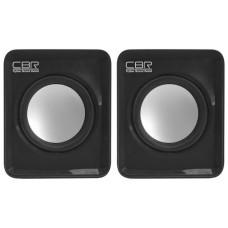 Колонки Cbr cms 90. black. usb CMS90Black
