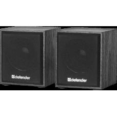 Колонки Defender SPK-230 2.0 black 2x2 Вт 65223