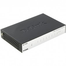 D-Link DES-1008D/L2B Неуправляемый коммутатор с 8 портами 10/100Base-TX