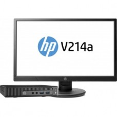 Комплект HP 260 G2 Mini Cel 3855U (1.6)/4Gb/SSD128Gb/ HDG510/Win10 SL 64/GbitEth/WiFi/BT/65W/клав/мышь/ черный/3KU82ES 3KU82ES