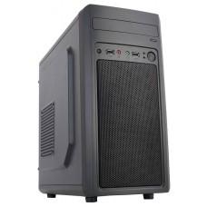 Корпус Accord m-02b черный w/o psu matx 2xusb2.0 audio ACC M-02B