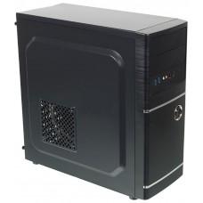 Корпус Accord a-301b черный без бп atx 2xusb2.0 2xusb3.0 audio ACC-B301