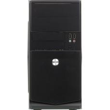 Корпус Accord acc-b021 черный без бп matx 1x80mm 1x92mm 2x120mm 2xusb2.0 audio ACC-B021
