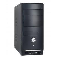 Корпус ExeGate CP-501U w/o PSU Black EX275327RUS