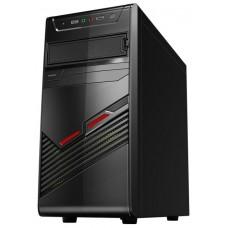 Корпус SUNPRO VISTA II mATX. 450Вт. черный. 2*USB 2.0. Audio/Mic