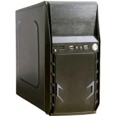 Корпус Exegate BAA-105 [Black. mATX. без БП. 2*USB. Audio]