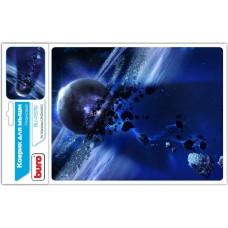 Коврик для мыши Buro BU-R51761 рисунок/астероиды BU-R51761