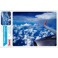Коврик для мыши Buro BU-R51748 рисунок/самолет BU-R51748