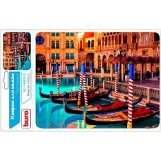 Коврик для мыши Buro BU-M80041 рисунок/Венеция BU-M80041