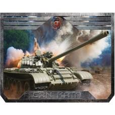 Коврик для мыши Dialog Gan-Kata PGK-07 tank с рисунком танка. размер 300х235х3мм PGK-07 tank