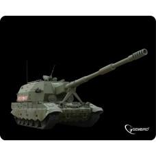 Коврик для мыши Gembird MP-GAME3. рисунок- ''танк-3''. размеры 250*200*3мм MP-GAME3