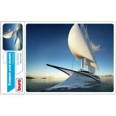 Коврик для мыши Buro BU-R51753 рисунок/яхта BU-R51753