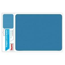 Коврик для мыши BU-CLOTH/blue  матерчатый, синий,  220 х 250 х 4 мм