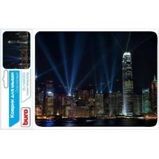 Коврик для мыши Buro BU-M80010 рисунок/Гонконг