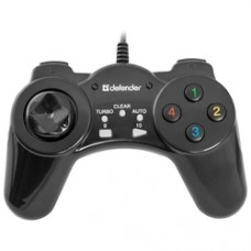 Геймпад DEFENDER Vortex USB, 13 кнопок 64249