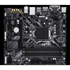 Материнская плата Gigabyte B365M DS3H Soc-1151v2 Intel B365 4xDDR4 mATX AC`97 8ch(7.1) GbLAN+VGA+DVI+HDMI