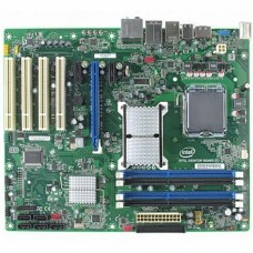 Материнская плата INTEL BLKDP43BF Intel® P43 Express+ICH10, ATX, FSB 1333, 4xDDR3-1333 Max 8GB, 1xPCI-Ex16, 2xPCI-Ex1, 4xPCI, 5xSATA2, Giga Lan. 10CH, 2xIEEE 1394a, 1x eSATA, 12xUSB2.0(6+6) OEM {10}