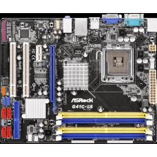 Материнская плата ASRock G41C-GS R2.0, S775, Intel® G41+ ICH7, RTL