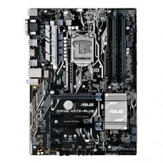 Материнская плата Asus PRIME H270-PLUS Soc-1151 Intel H270 4xDDR4 ATX AC`97 8ch(7.1) GbLAN RAID+VGA+DVI+HDMI