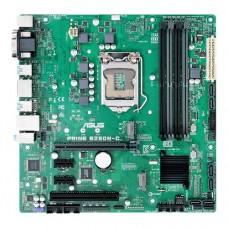 Материнская плата ASUS PRIME B250M-C / Intel B250 / LGA1151 / 4xDDR4 (64GB) / D-SUB, DVI-D, HDMI, DisplayPort / mATX / RTL