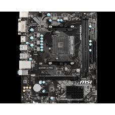 Материнская плата MSI A320M-A PRO AMD SAM4 MATX