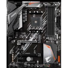 Материнская плата Gigabyte A520 AORUS ELITE Soc-AM4 4xDDR4 ATX AC`97 8ch(7.1) GbLAN RAID+DVI+HDMI