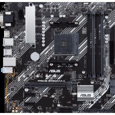 Материнская плата ASUS PRIME B450M-A II, Socket AM4, B450, 4*DDR4, D-Sub+DVI+HDMI, SATA3 + RAID, Audio, Gb LAN, USB 3.2*8, USB 2.0*4, COM*1 header (w/o cable), mATX ; 90MB15Z0-M0EAY0