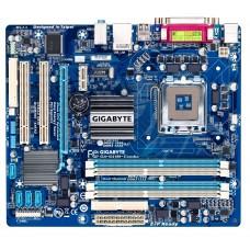 Материнская плата GIGABYTE GA-G41M-COMBO-GQ [Socket 775. Intel G41. 2xDDR3. Intel GMA X4500. VGA. COM. LPT. mATX]